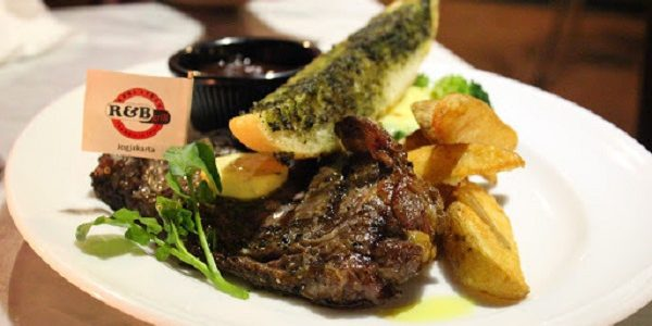 Lima Tempat Makan Steak di Yogyakarta