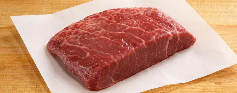 flat iron steak - steakysteve