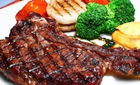 daging kambing - steakysteve