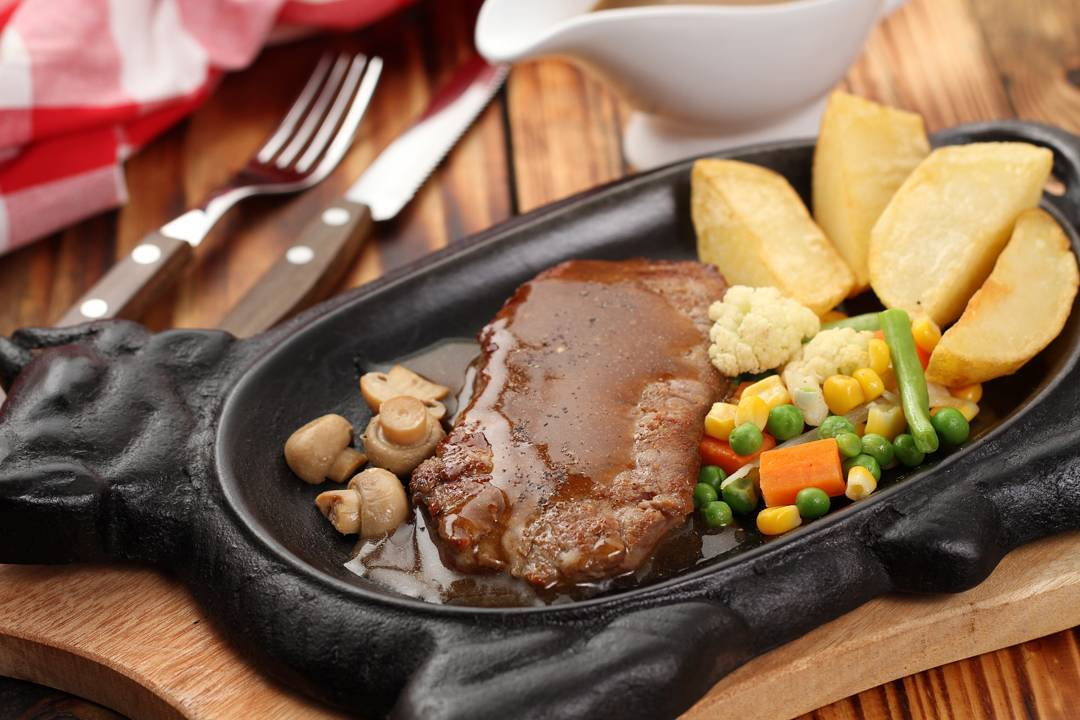 Kampoeng Steak Tempat Makan Steak Murah di Surabaya